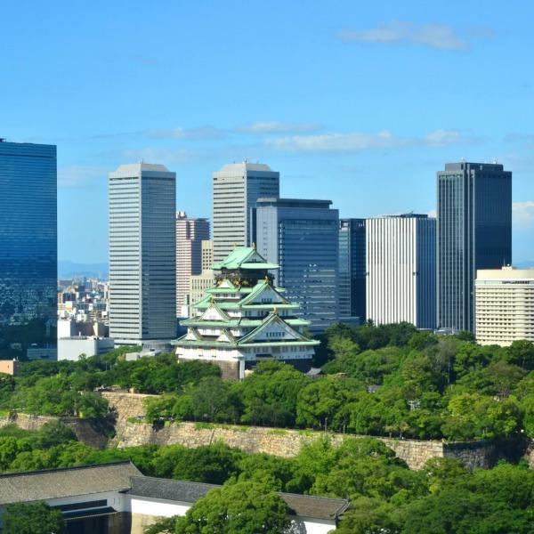 大阪城周辺