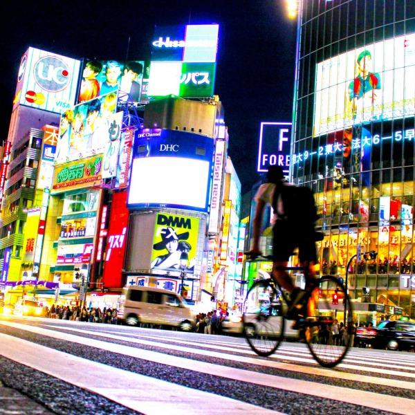 東京サイクリング